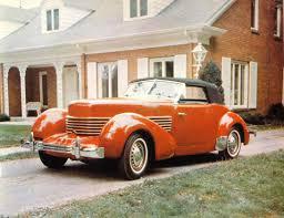 cord automobile history