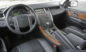 1998 land rover discovery interior 2006 land rover range rover sport information and photos