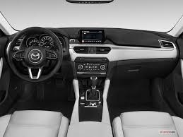 2017 mazda mazda6 interior u s news u0026 world report