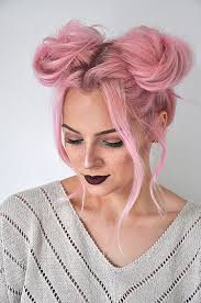 buns hair and easy space buns hairstyle tutorial mayalamode