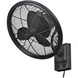 fanimation old havana wall mount fan amazon com fanimation old havana outdoor wall mounted fan rust