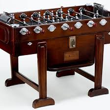 vintage foosball table for sale the 50s era foosball table with rubber playing surface fun facts
