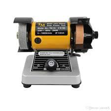 2017 double wheel grinding machine grinding tools polishing