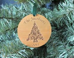 ironman ornament personalized iron wooden