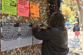 the cost of free speech isn u0027t cheap at uc berkeley boston herald