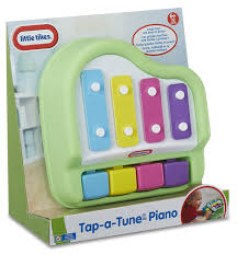 Little Tikes Activity Garden Rock N Spin by Amazon Com Little Tikes Tap A Tune Piano Baby Toy Toys U0026 Games