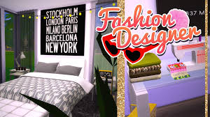 Fashion Designer Bedroom Fashion Designer Bedroom The Sims 4 Speed Build