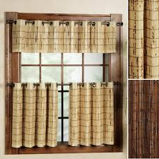 1000 images about try unique bamboo curtain panels for home dacor