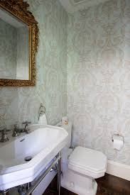 Wallpaper Powder Room 8 Best Country House Living Images On Pinterest Room 1930s