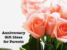 anniversary ideas for parents anniversary gift ideas for your parents modlychic