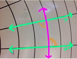 Alternate Interior by Geometry All Around You Non Congruent Alternate Interior Angles