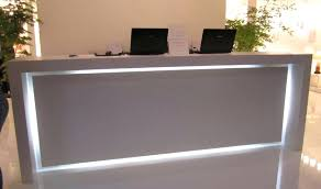 enchanting reception counter ideas images best inspiration home