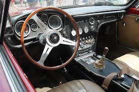 maserati merak interior car picker maserati 3500 interior images