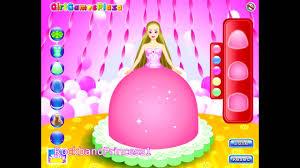 barbie cake game barbie cake decorating games