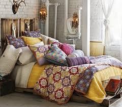 unique bohemian style bedroom decor about home decorating ideas