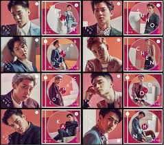 exo japan album exo japan 1st album countdown album packaging album on imgur