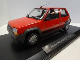 renault 5 turbo 1 norev renault 5 gt turbo rood 185208