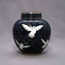 urns for dogs cloisonne dove pet urns urns for dogs cats paws whiskers wags