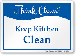 keep kitchen clean kitchen signs keep kitchen clean signs kitchen courtesy signs