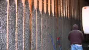 Should I Insulate My Interior Walls Pole Barn Insulation 1 Youtube