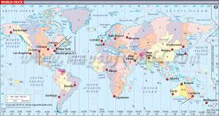 global zone map us major cities map of us with major cities map of south america