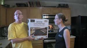 Kitchen Cabinet Refinishing Kits Rust Oleum Cabinet And Countertop Transformation Kits Youtube