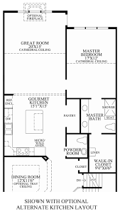 ridgeview of novi the avon home design