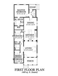 Long Narrow House Floor Plans 256 Best Nice House Floor Plans Images On Pinterest Small Houses