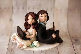 cake figurines gaming cake topper gamer headsets and laptops custom wedding