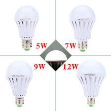 Led Bulb Lights by 2017 Wholesale Intelligent Led Bulb 5w 7w 9w 12w Led Emergency