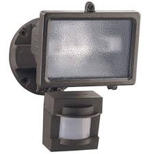 outdoor motion sensor light with camera heath zenith hz 5511 bz par 150 watt 110 degree motion sensing