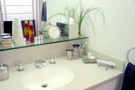 Glass Shelves Bathroom Bathroom Glass Shelves