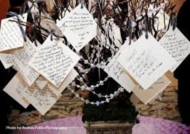 wedding wishes tree wedding wishing tree jpg