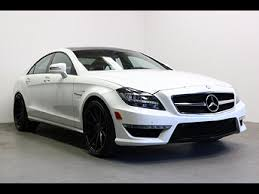 mercedes cls63 amg for sale used mercedes cls 63 amg for sale with photos carfax