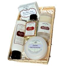 Mens Gift Baskets Men Wet Shave Soap Shaving Cream Travel Soap Men U0027s Unique Gift