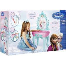 vanity for child disney frozen vanity walmart com
