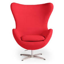 Red Club Chair Modern Red Accent Chairs Allmodern