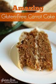 gluten free birthday cake amazing carrot cake gluten free homemaker