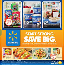 walmart ad flyer grocery shop for free at the mart