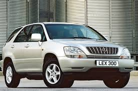2006 lexus jeep lexus rx300 2001 car review honest john