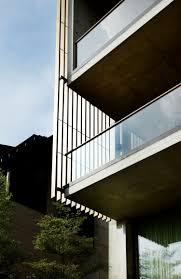 garde corps jardin garde corps en verre bois ou métal pour le balcon moderne