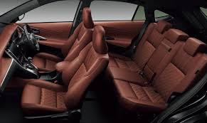 lexus harrier 2014 interior new harrier specs confirmed