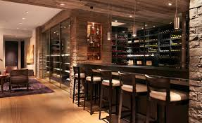 Modern Home Bars by Basement Ideas Kitchen Furniture Interior Wonderful Dark