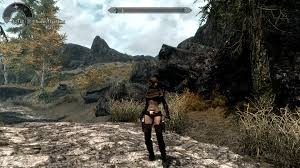 a colt 1911 and gun belt at skyrim nexus mods and community