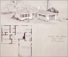 1948 home building plan service 1037 vintage house plans