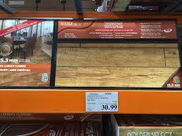 Golden Select Laminate Flooring Secret Costco Sale Items For March 9 15 2015 Costco West Fan Blog