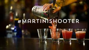 martini oyster shoot from the hip martini shooters at bar louie youtube