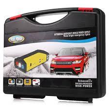 battery powered emergency lights for vehicles box multifunction car emergency jump starter mini portable emergency