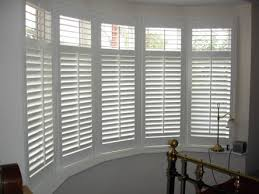 Blinds For Bow Windows Decorating Bay Window Plantation Shutters U2026 Pinteres U2026