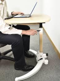 Laptop Folding Desk by Adjustable Height Tables Gas Lift Folding Desk Laptop U2013 Ergonomic